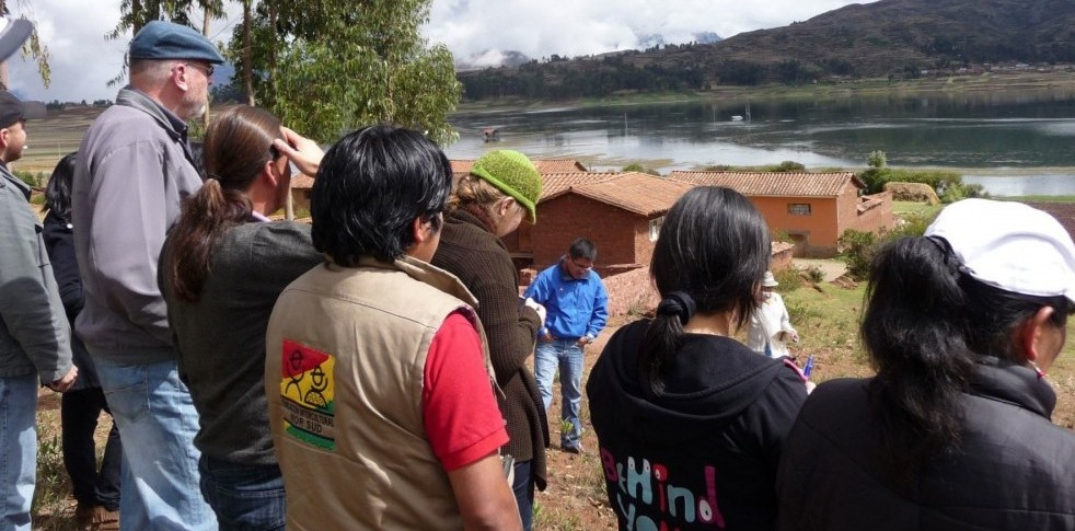 Dia de campo Curso-Taller Justicia Hídrica 2011