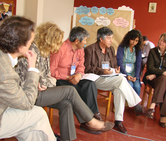 Resumen Foro Andino del Agua 2011