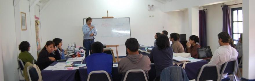 Curso-taller Justicia Hídrica 2012