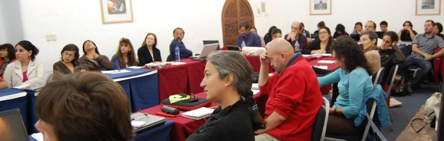 Encuentro Internacional de Investigadores Justicia Hídrica 2012