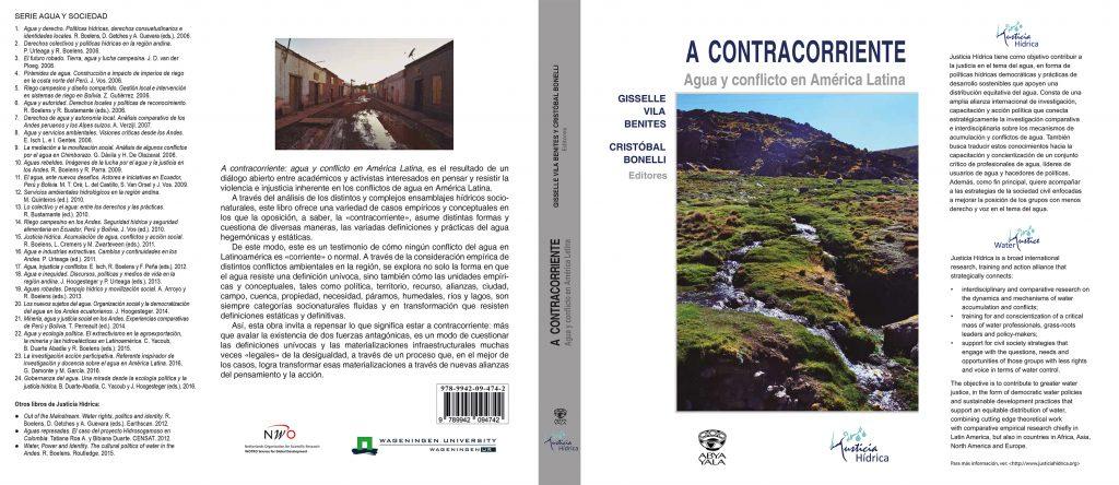 Carátula A contracorriente Vila-Bonelli
